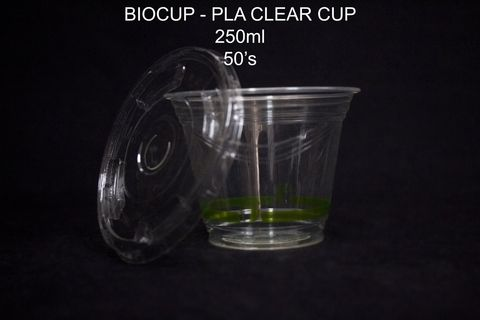 Biocup-pla-clear-cup-250ml