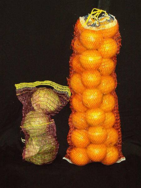 Available in the following dimensions:3 kg  Vege Pockets5 kg  Vege Pockets7 kg  Orange / Vege Pockets10 kg Orange / Vege PocketsM90 Cabbage BagsM100 Cabbage Bags