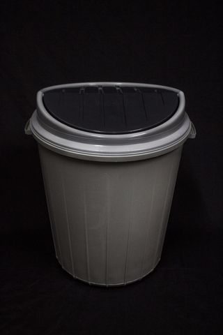 Algoa-plastics-grey-bin-with-black-top-50l